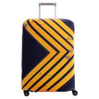 Чехол для чемодана Routemark Azimuth M/L синий/желтый (Azi-M/L)