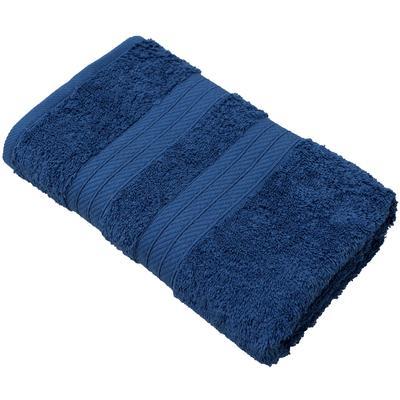 Полотенце махровое Perfection 70х130 см 550 г/кв.м синее