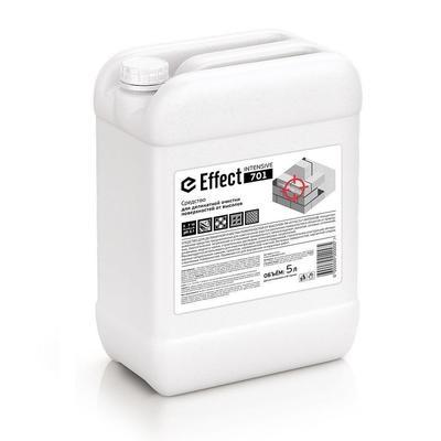 Средство для деликатной очистки поверхностей от высолов Effect Intensive 701 5 л