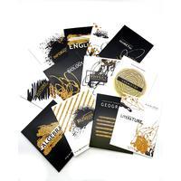 Набор тетрадей предметных Апплика Сияние А5 40 листов