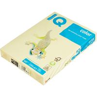Бумага цветная для печати IQ Color желтая пастель YE23 (А3, 160 г/кв.м, 250 листов)
