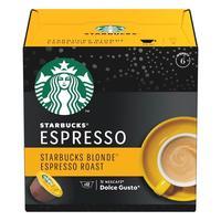 Кофе в капсулах для кофемашин Starbucks Blonde Espresso Roast (12 штук в упаковке)