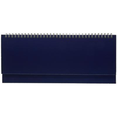 Планинг недатированный Альт Ideal искусственная кожа 64 листа синий (305х130 мм) (артикул производителя 3-457/05)
