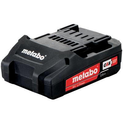 Аккумулятор Metabo Li-Ion Power 18В 2.0 Ач (625596000)