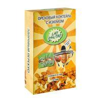 Смесь орехов и сухофруктов Las Frutas 25 пачек по 30 г