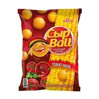 Кукурузные шарики СырBall со вкусом аджики 140 г
