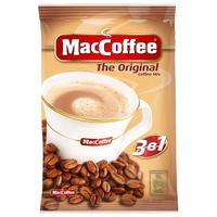 Кофе порционный растворимый MacCoffee 3 в 1 50 пакетиков по 20 г