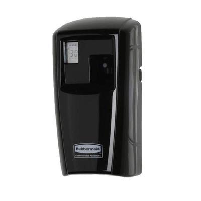 Диспенсер для освежителя воздуха Microburst 3000 LCD пластиковый черный