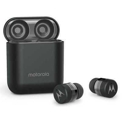 Уценка. Наушники беспроводные Motorola Vervebuds 110 черные. уц_тех