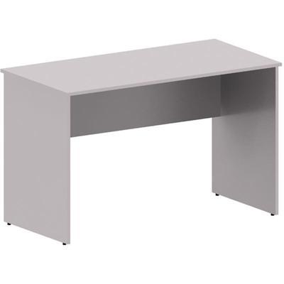 Стол рабочий Simple (ширина 1200 мм, серый)