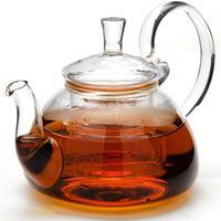 Чайник заварочный Mayer&Boch стеклянный прозрачный 600 мл (артикул производителя МВ 24936)