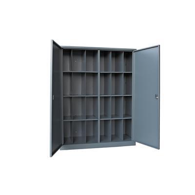 Шкаф для противогазов Onix с 2 дверями (24 ячейки, 920х380х1174 мм)