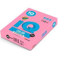 Бумага цветная для печати IQ Color розовая пастель PI25 (А4, 160 г/кв.м, 250 листов)