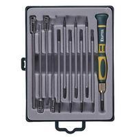 Набор отверток для точных работ Kraftool 12 предметов (25611-H12)