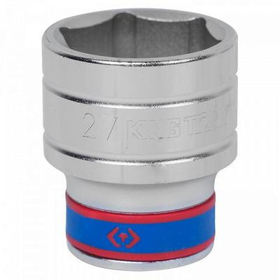 Головка торцевая King Tony шестигранная 1/2 дюйма 27 мм (433527M)