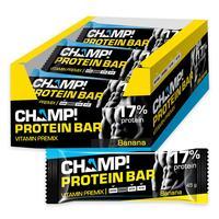 Батончик Champ! банановый протеиновый (18 штук в упаковке)