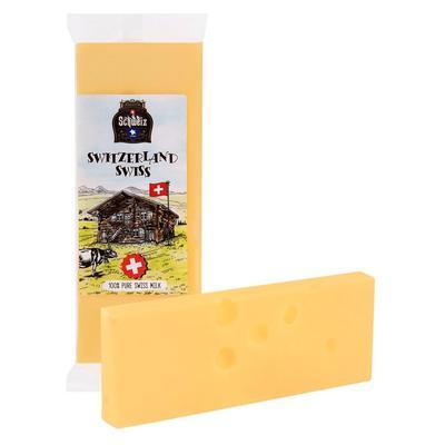 Сыр Laime Швейцарский 45% кусок 180 г