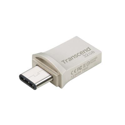 Флеш-память USB 3.1 32 Гб Transcend JetFlash 890 (TS32GJF890S)