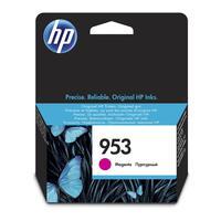 Картридж струйный HP 953 F6U13AE пурпурный оригинальный