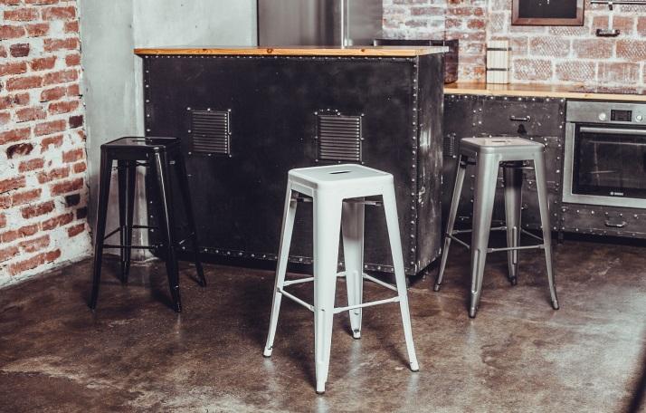 Мебель для баров и кафе Tolix