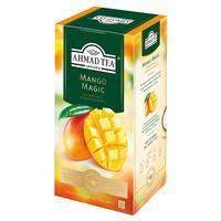 Чай Ahmad Tea черный с манго 25 пакетиков