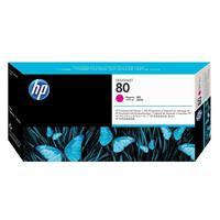 Головка печатающая HP 80 C4822A пурпурная оригинальная
