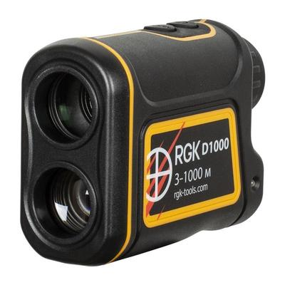 Лазерный дальномер RGK оптический D1000