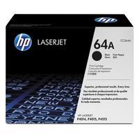 Картридж лазерный HP 64A CC364A черный оригинальный