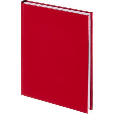 Ежедневник недатированный Attache Ideal New искусственная кожа A5+ 136  листов красный (146х206 мм)