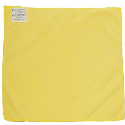 Салфетки хозяйственные Vermop Progressive 853305 микрофибра 40x38 см желтые 3 штуки в упаковке