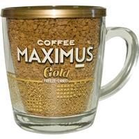 Кофе растворимый подарочный Maximus Gold в кружке 70 г