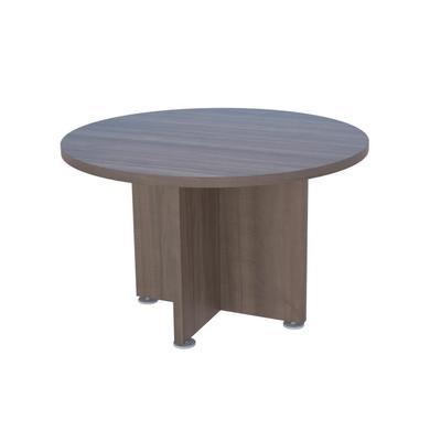 Стол для переговоров К-964 Приоритет круглый (гарбо, 1200х1200х750 мм)