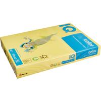 Бумага цветная для печати IQ Color желтая интенсив CY39 (А3, 80 г/кв.м, 500 листов)