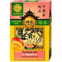 Чай Shennun зеленый с манго 100 г