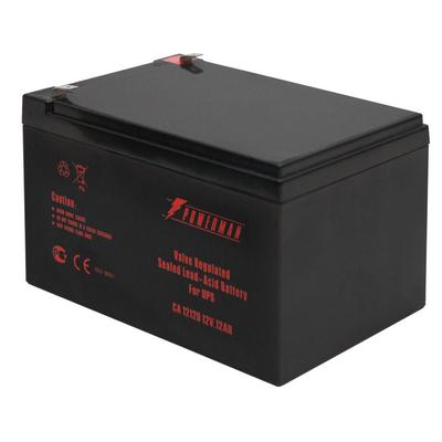 Батарея для ИБП POWERMAN CA12120/UPS (Battery 12V/12AH)