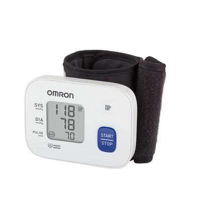 Тонометр OMRON RS1 на запястье