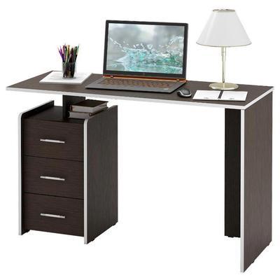 Стол компьютерный Слим-2 (венге, 1200x750x500 мм)