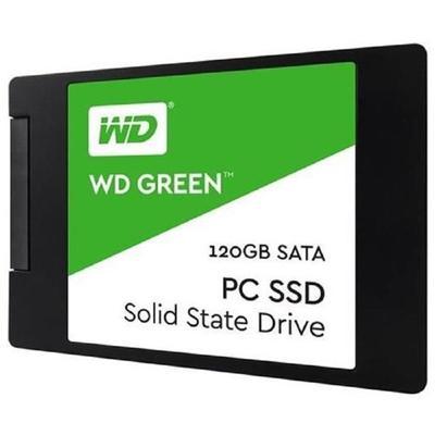 SSD накопитель Western Digital Green 120 ГБ (WDS120G2G0A)