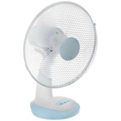 Вентилятор настольный FIRST FA-5551-BU белый