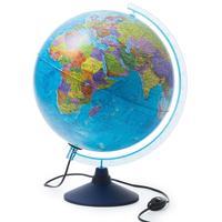 Глобус Globen политический интерактивный с подсветкой (320 мм)