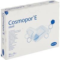 Пластырь-повязка Cosmopor E послеоперационная стерильная 10 х 8 см (10 штук в упаковке)