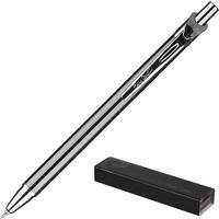 Ручка шариковая Pierre Cardin Actuel цвет чернил синий цвет корпуса черный (артикул производителя PC0501BP)