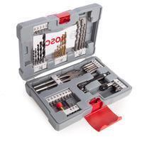 Набор оснастки Bosch Premium Set 49 предметов (2608P00233)