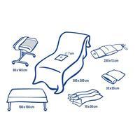 Комплект одноразового белья Hartmann Foliodrape Protect для артроскопии  стерильный (5 предметов)