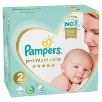 Подгузники Pampers Premium Care New Baby Mini 4-8 кг (160 штук в упаковке)