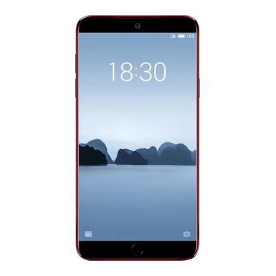 Смартфон Meizu 15 Lite 32 Гб красный/черный