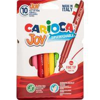 Фломастеры Carioca Joy 10 цветов