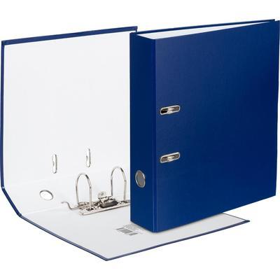 Папка-регистратор Attache Economy 75 мм синяя