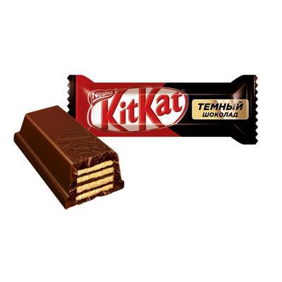 Шоколадные батончики Nestle Kit Kat mini Dark 3 кг